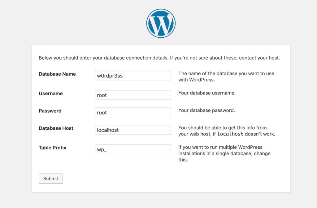 Así es como instala WordPress en MAMP.