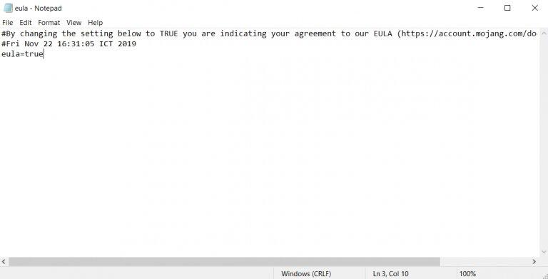El contenido del acuerdo de licencia de usuario final