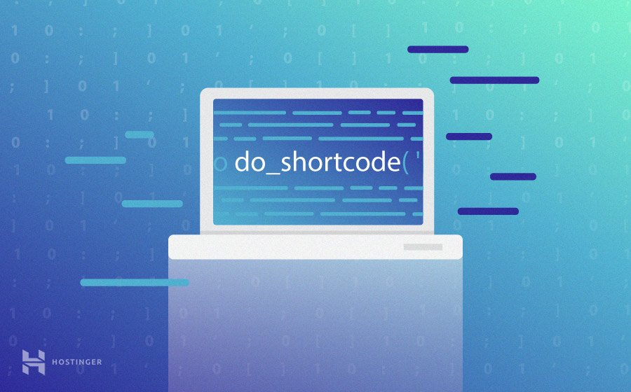Cómo usar do_shortcode en WordPress
