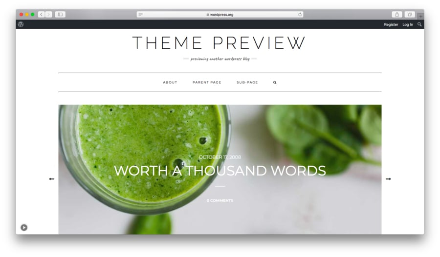 plantilla-wordpress-kale