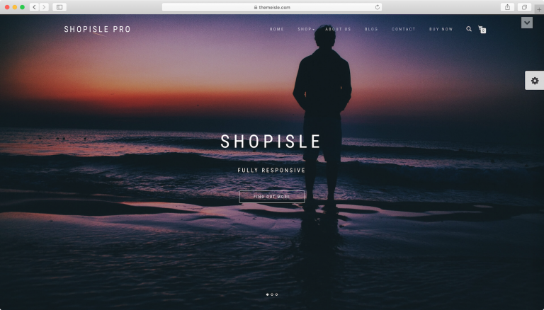 shopisle plantillas wordpress