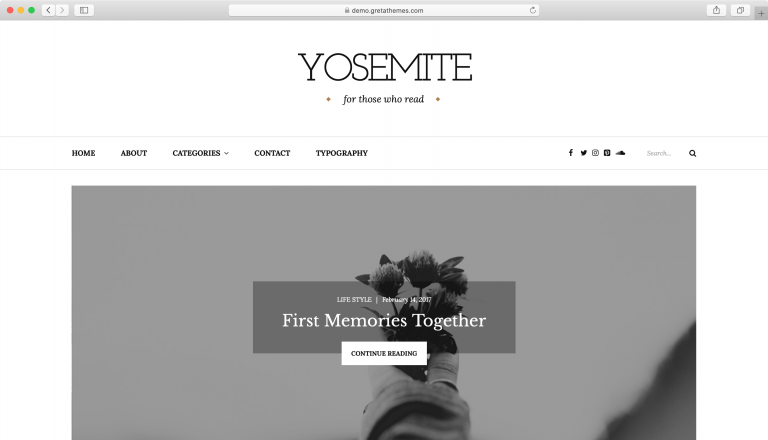 plantillas wordpress yosemite