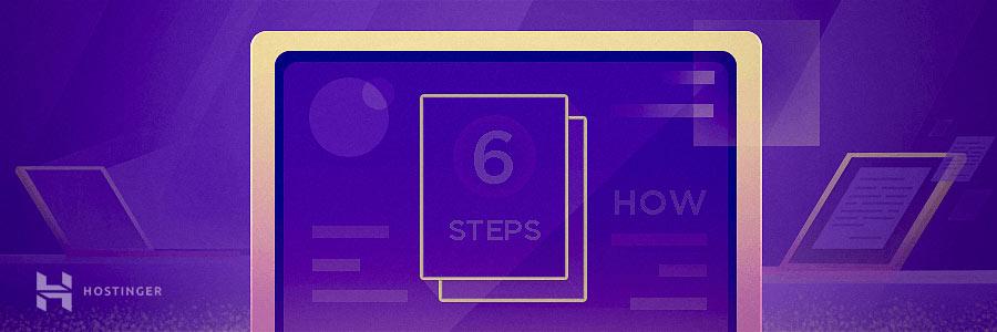 Cómo crear un blog en seis pasos