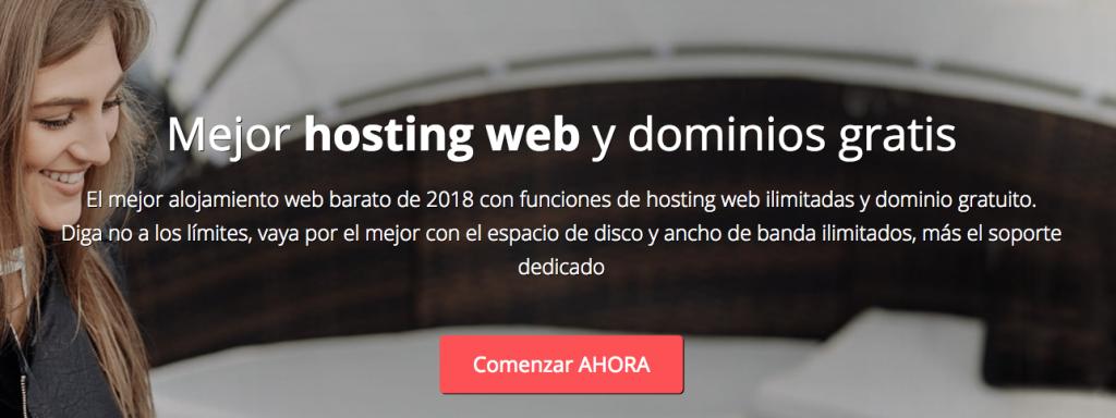 Crear un blog con hosting compartido
