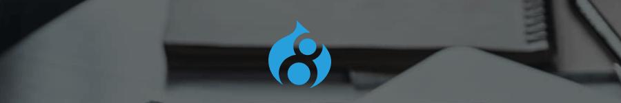 Logo de Drupal