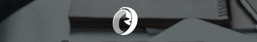 Logotipo del creador de sitio web
