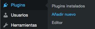 añadir-nuevo-plugin-wordpress