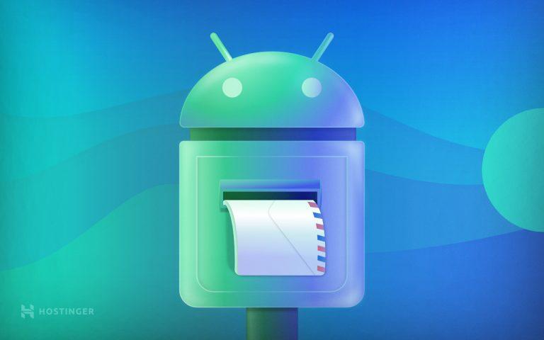 Cómo configurar el correo electrónico en Android