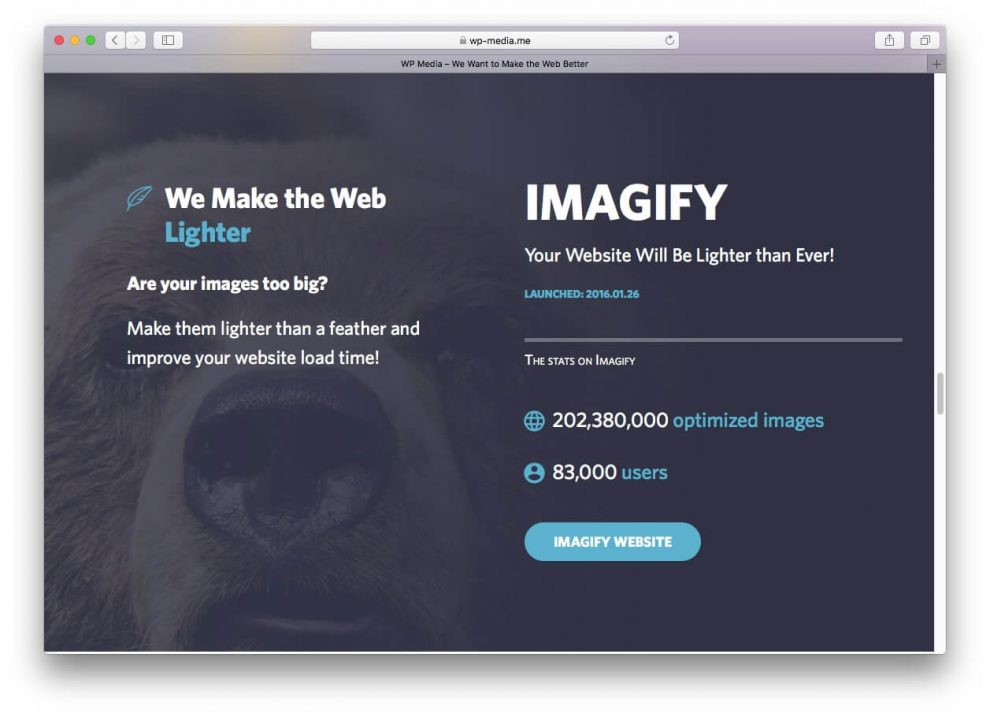 imagify-image-optimizer
