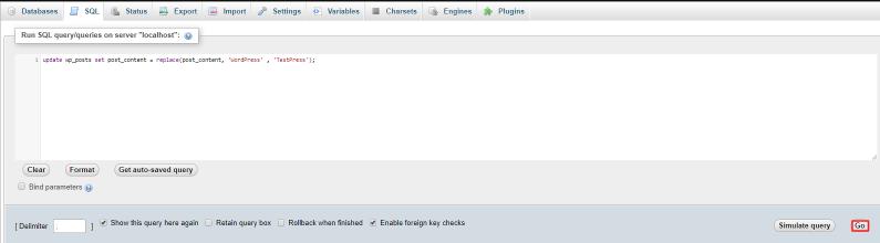 wordpress-buscar-y-reemplazar-via-phpmyadmin