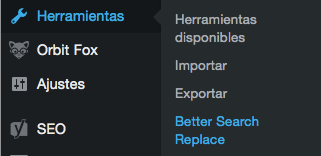 wp-herramientas-search-and-replace