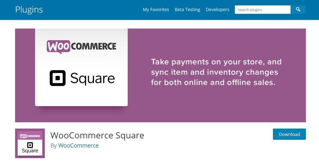 Pasarela de pago de Shopify Square