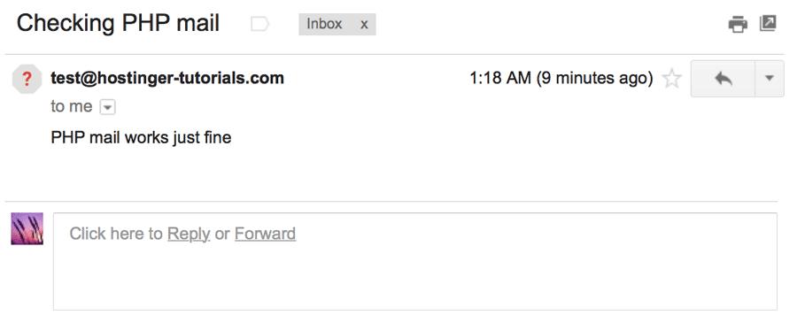 php-mail-recibido-ejemplo