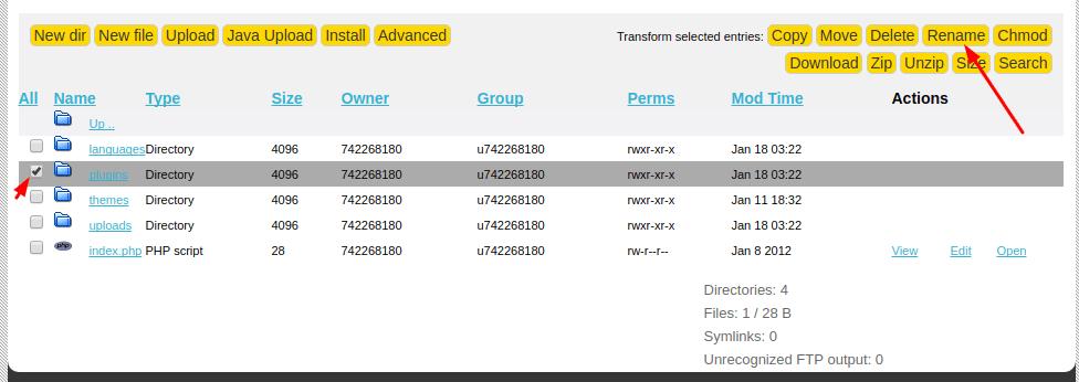 Hostinger-cambiar-nombre-de-plugins