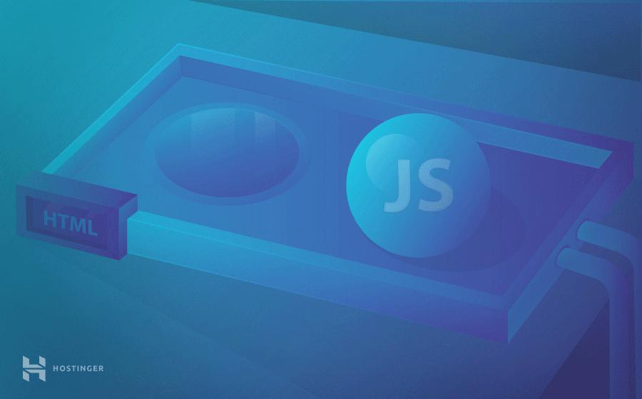 Cómo insertar JavaScript en HTML