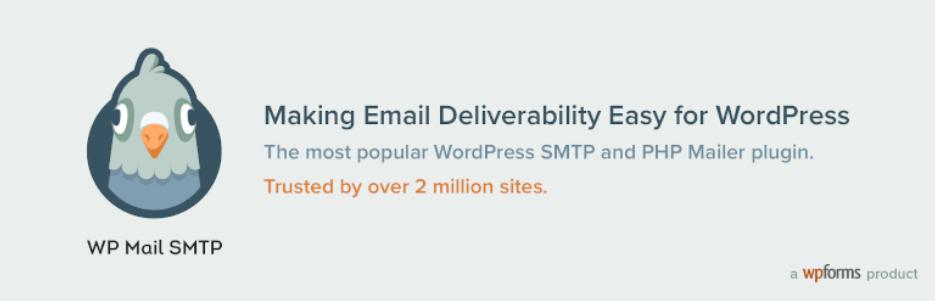 Plugin WP Mail SMTP