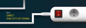 Conectar usando el terminal Putty SSH