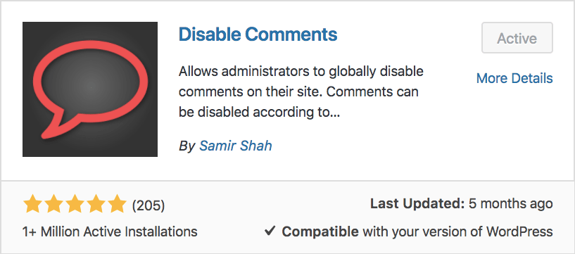 disable-comments-plugin-en-wordpress