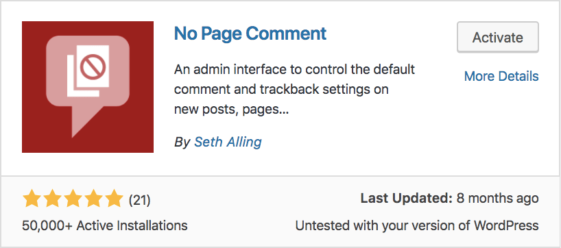 no-page-comment-plugin-en-wordpress