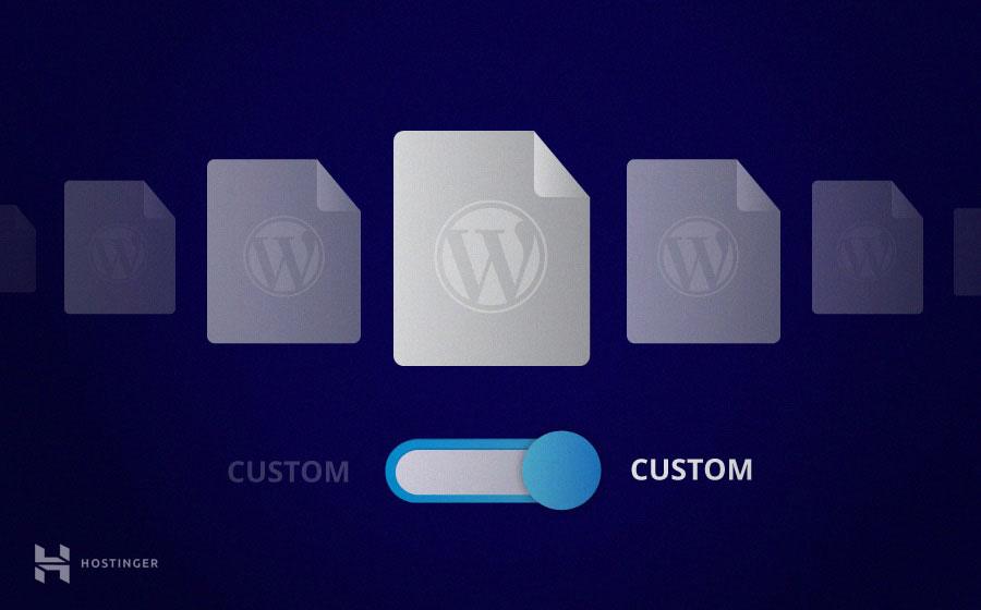 Cómo crear publicaciones personalizadas en WordPress