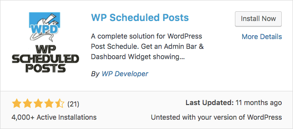 wp-scheduled-posts