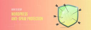 Cómo configurar protección anti spam en WordPress
