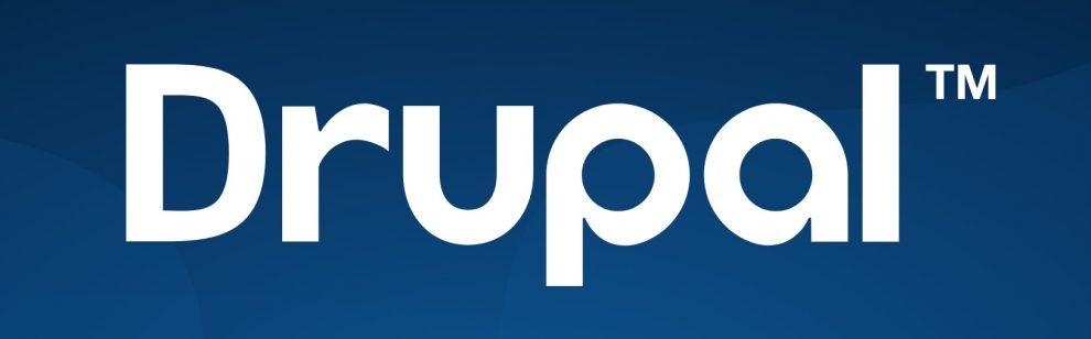 Logotipo de Drupal