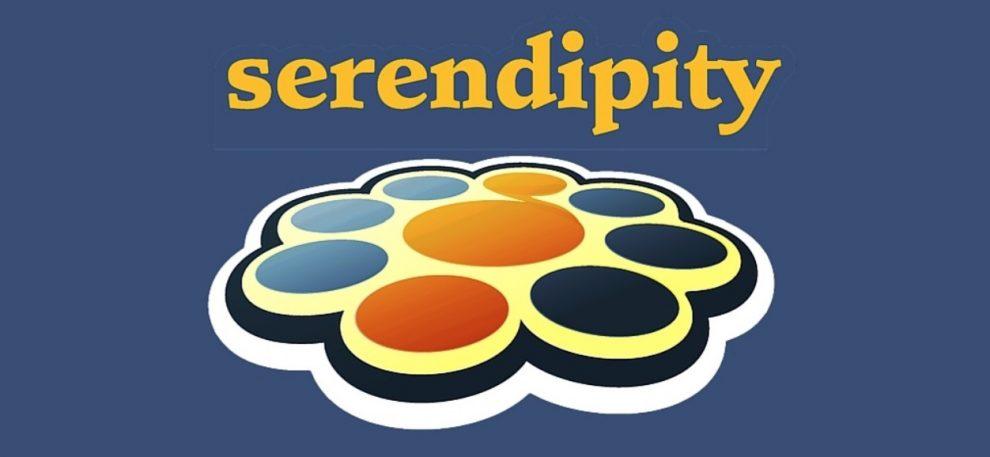 Logotipo de Serendipity