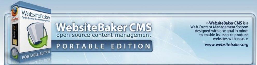 Logo del sitio website Baker