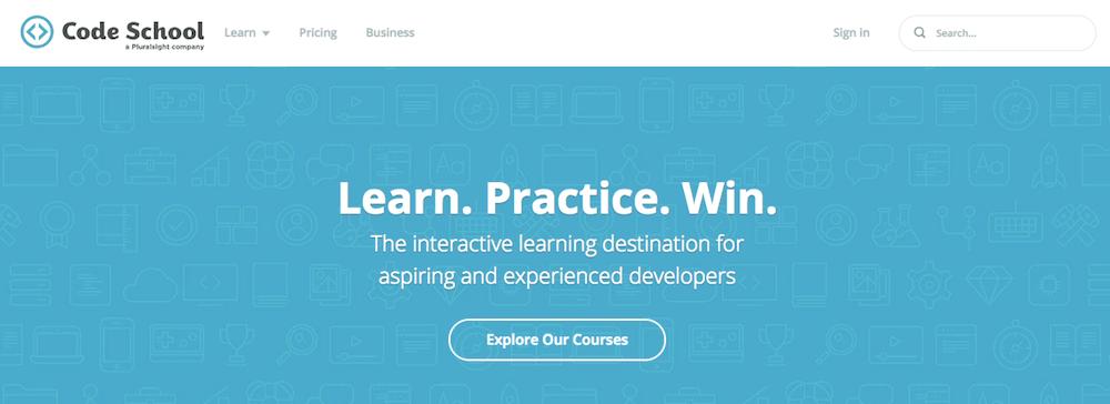 Aprender a programar gratis en línea con Code School