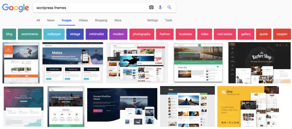 tráfico de búsqueda de imágenes de google