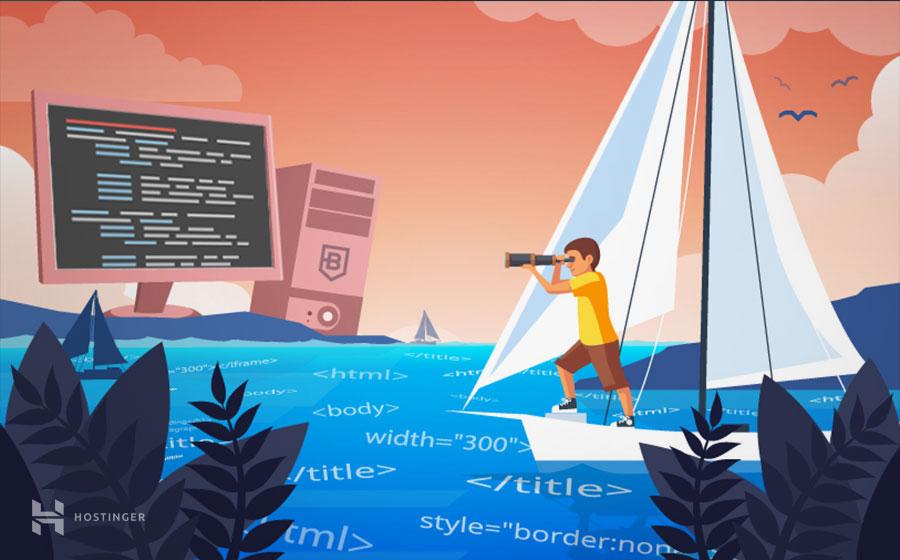 Como ser programador web