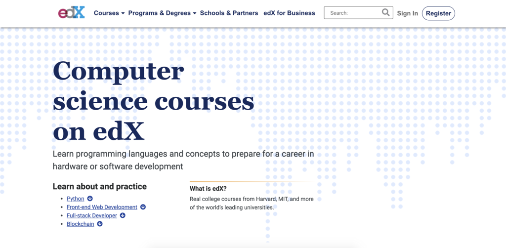 edx-computer-science