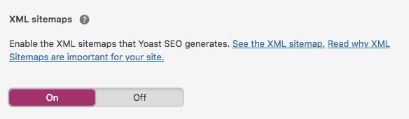 Tips de SEO WordPress: habilitar los mapas de sitio xml