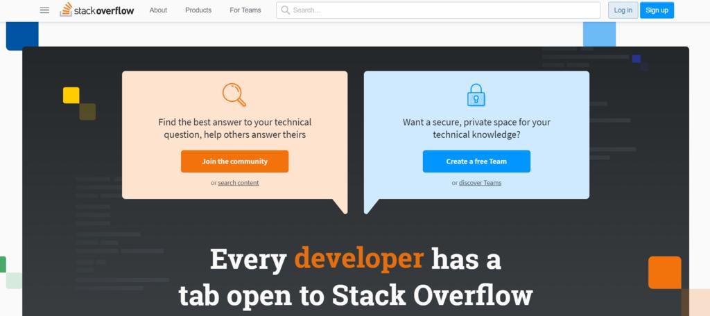 Usar Stack Overflow para mejorar tus conocimientos como desarrollador web