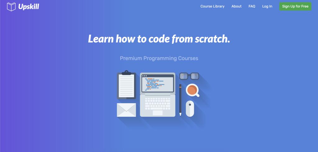 upskill aprender a programar