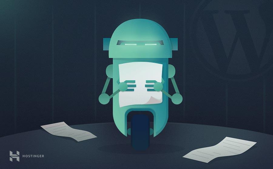 La guía completa de robots.txt para WordPress