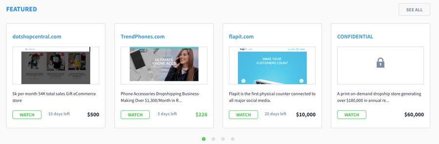 Gana dinero por internet comprando y vendiendo sitios web