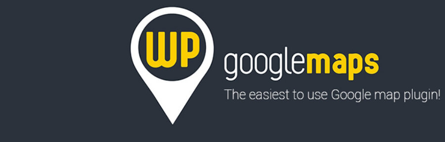 Plugin WP Google Maps.