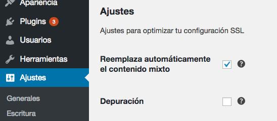 Arreglando el error de contenido mixto de WordPress.