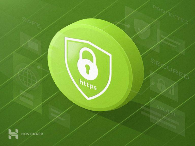 ¿Qué es SSL/TLS y HTTPS? ¿Qué es el certificado SSL?