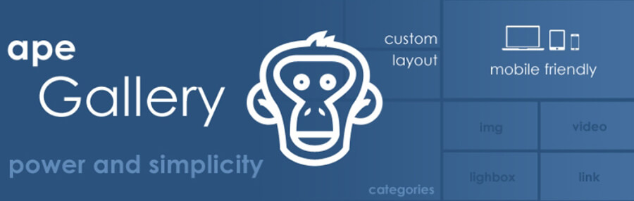 El plugin de Ape Gallery.