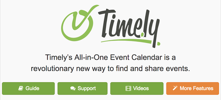 Plugin de calendario All-in-One Event Calendar