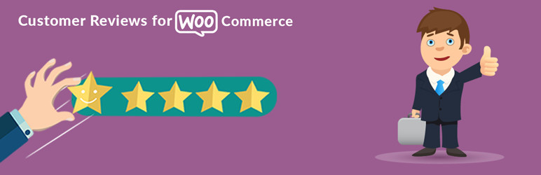 Customer Review for WooCommerce plugin de WordPress.