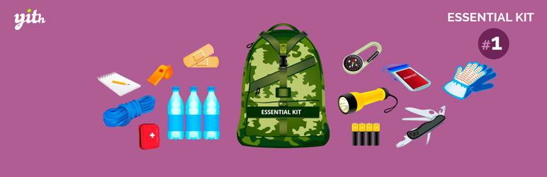 YITH Essential Kit for WooCommerce. Plugin para WordPress.