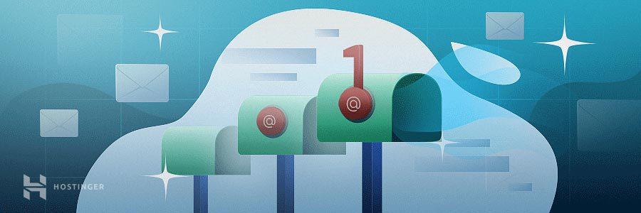 Configuración de los servicios de correo electrónico.