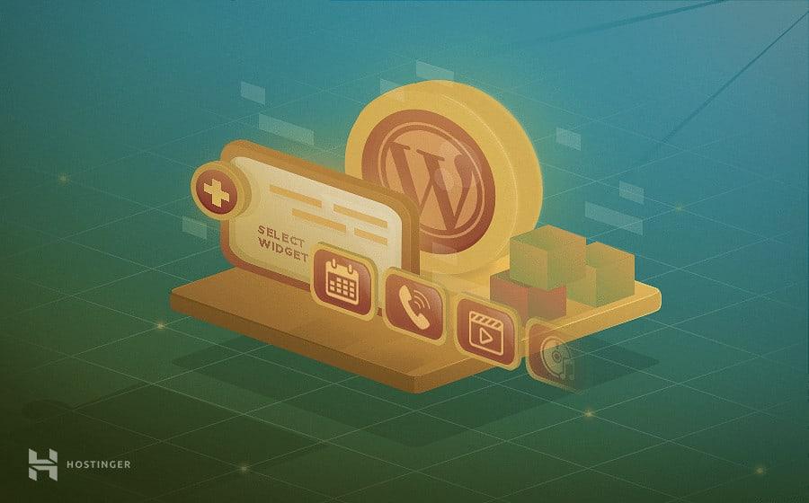 ¿Qué es un widget en WordPress y cómo usarlo?