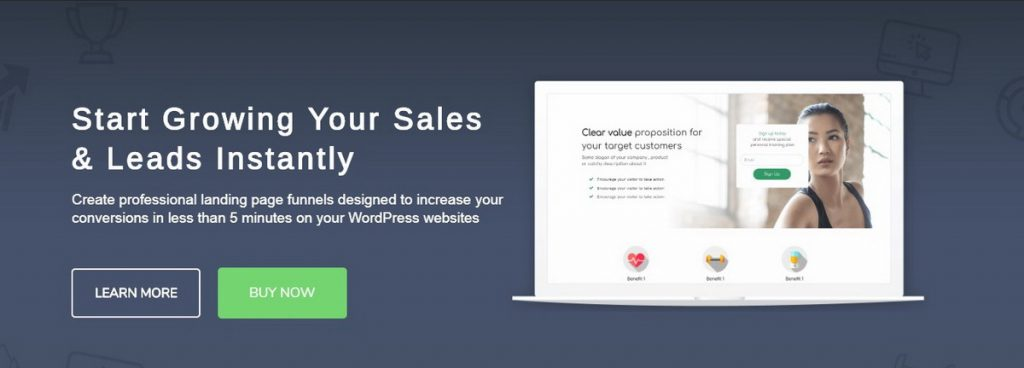 PluginOps Page Builder para WordPress