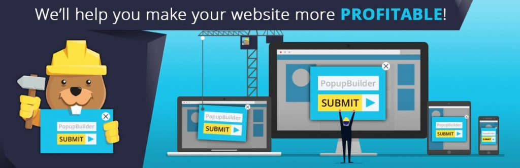 Popup builder plugin para wordpress