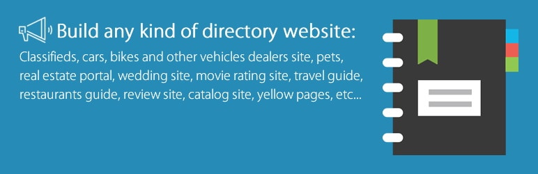 Advanced Classifieds and Directory Pro plugin de directorio WordPress